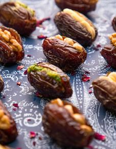 Filled Dates