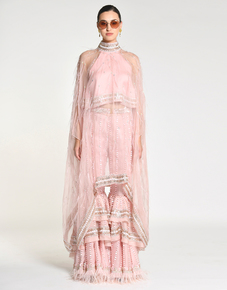 Vintage-Rose-Feathered-Cape-With-Opalescent-Tiered-Sharara-_Shivan-&-Narresh_Treniq_0