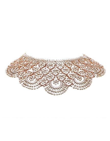 Bridal necklace by pmj jewels forevermark treniq 1 1623909455545