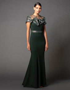 Corded-Fitted-Dress_Amit-Aggarwal-_Treniq_0